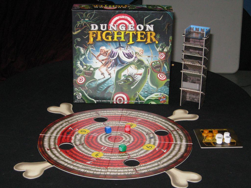 Dungeon Fighter: Mostri da Tavolo thumbnail