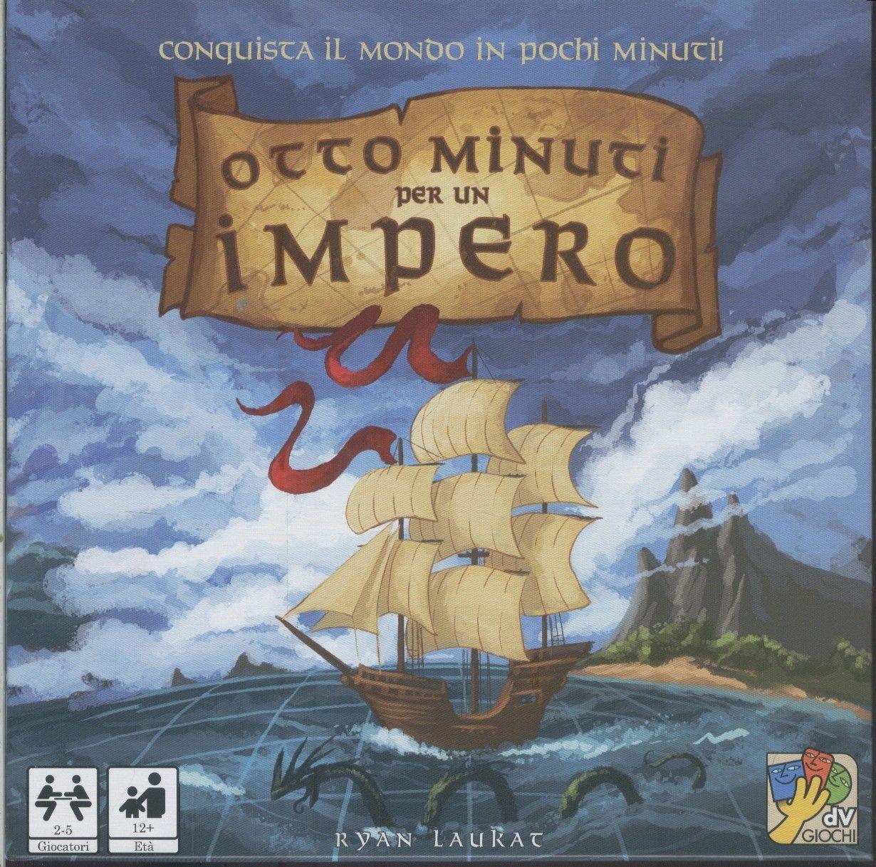 Otto Minuti per un Impero: un gioco da tiranni thumbnail