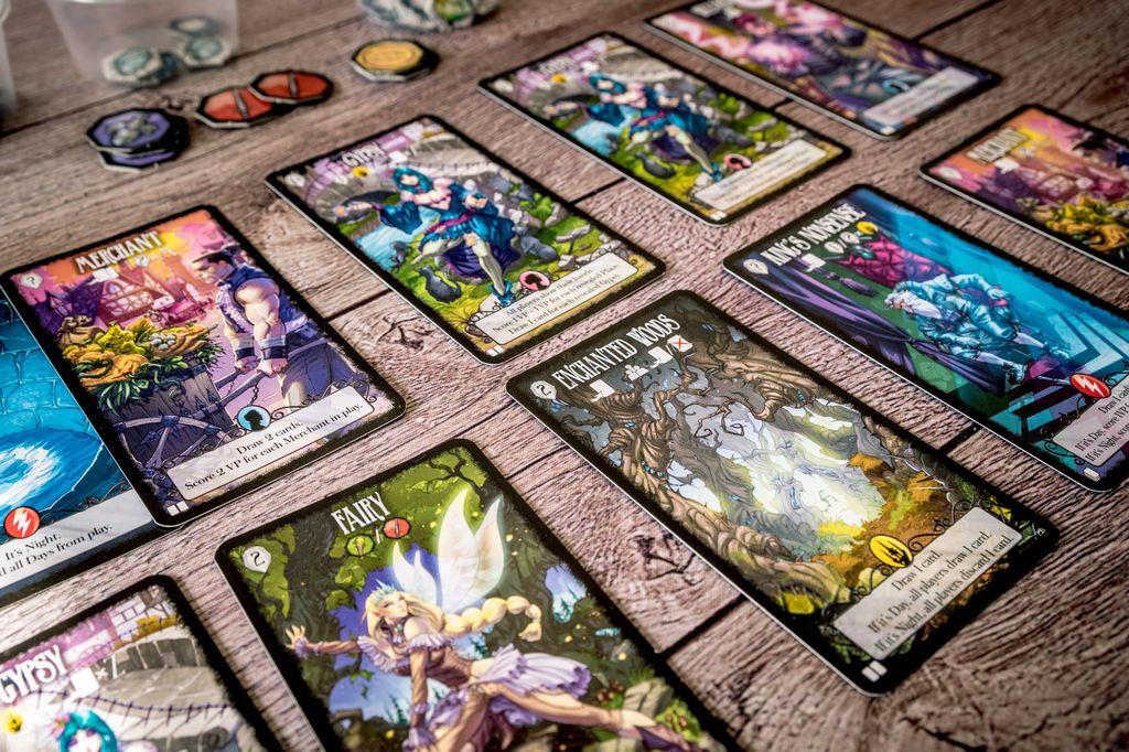 Dark Tales gioco da tavolo