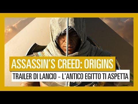 Assassin's Creed Origins: ritorno al passato thumbnail