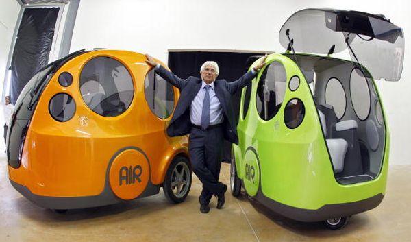 Airpod: l'auto ad aria compressa thumbnail