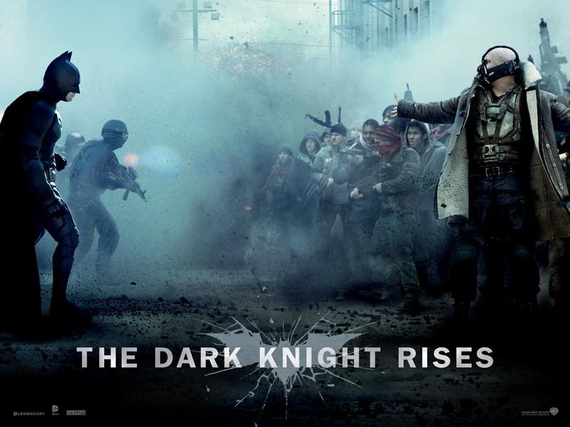 The Dark Knight Rises: dramma in due atti thumbnail