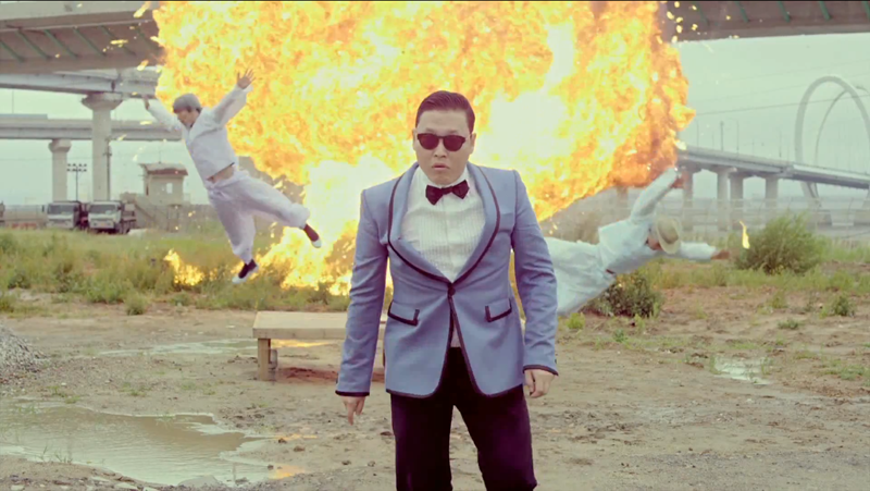 Hey sexy lady! Gangnam Style! thumbnail