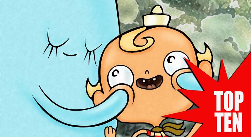 Top Ten: Cartoon per Nerd di nuova generazione thumbnail