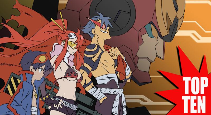 Top Ten: Anime per Otaku di nuova generazione. thumbnail