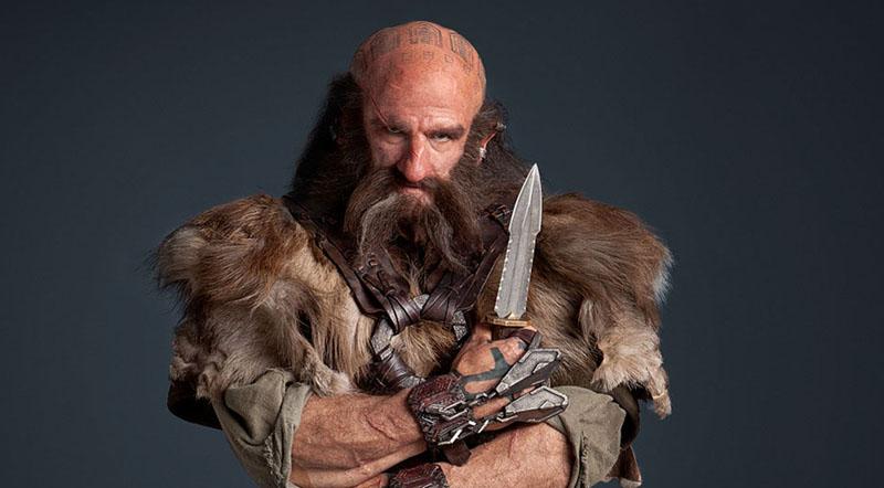 Lo Hobbit: Dwalin il guerriero e la magia di LOTR thumbnail