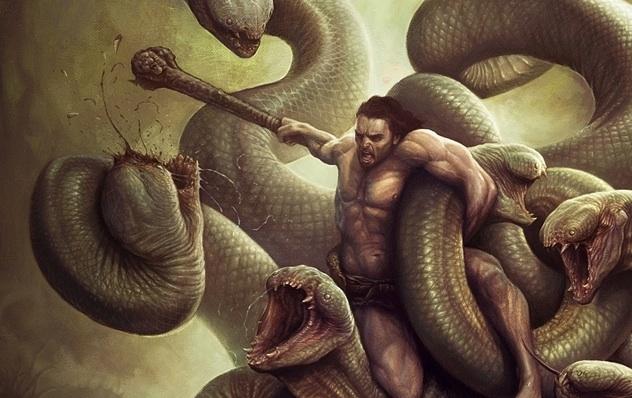 Mythos: Il patto eterno fra eroi e mostri thumbnail