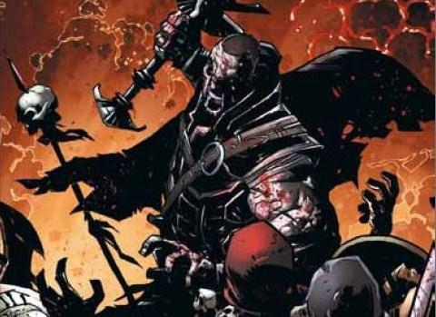 Re Valen è a caccia di negromanti thumbnail