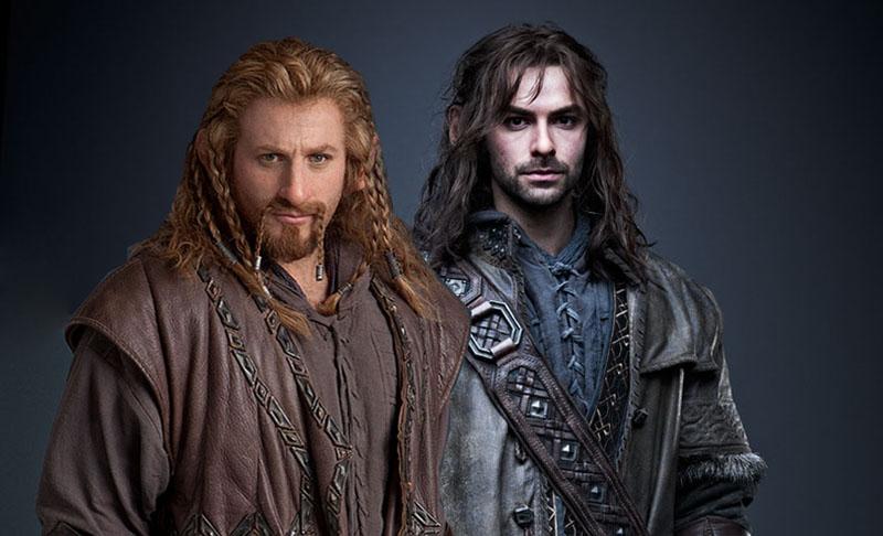 Lo Hobbit: Fili e Kili e la Barba del vero uomo thumbnail
