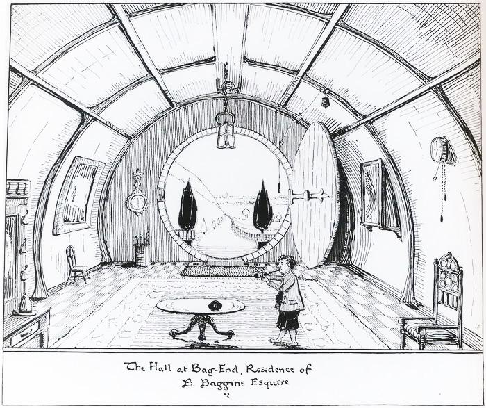 Lo Hobbit: le annotazioni di Tolkien thumbnail