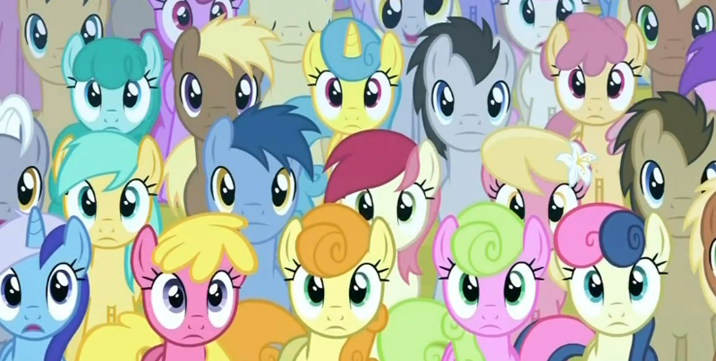 Top Ten: My Little Background Pony thumbnail