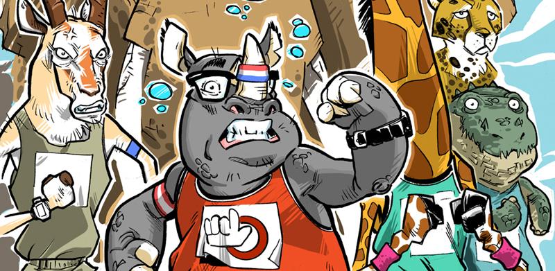Rhino Run: Orgoglio Nerd alla Stramilano! thumbnail