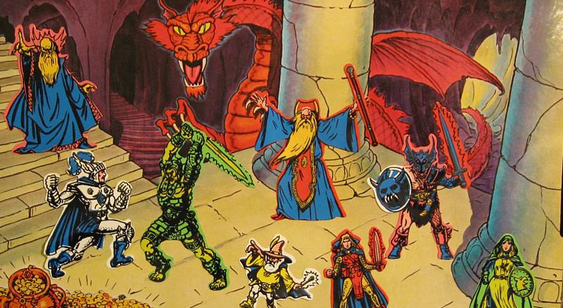 Il Tomo 3.5 - Dungeons & Dragons applicato alla vita reale. thumbnail