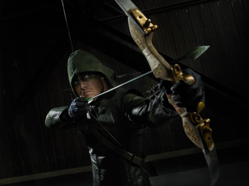 Arrow: Incappucciato smascherato thumbnail