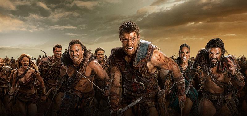 Sangue e Onore: Spartacus - La fine thumbnail