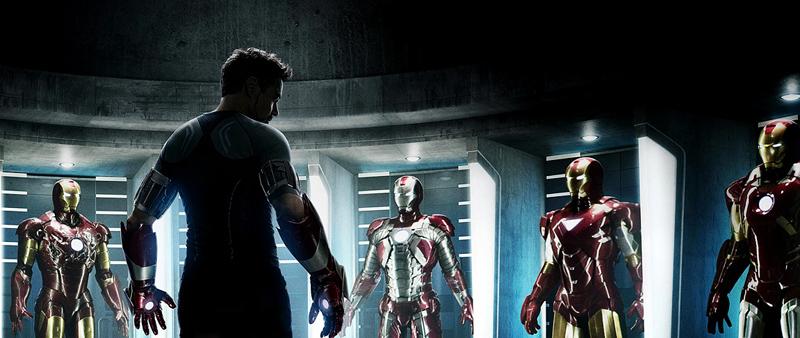 Iron Man 3: suit up! thumbnail