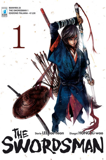 The Swordsman, guerrieri dalla Corea thumbnail