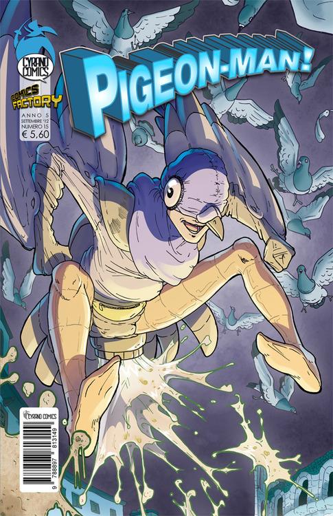 Pigeon-Man: Piccioni e Supereroi thumbnail