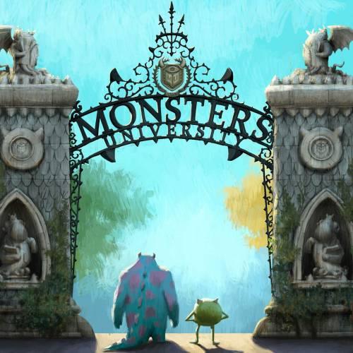 La spaventosa vita della Monsters University! thumbnail