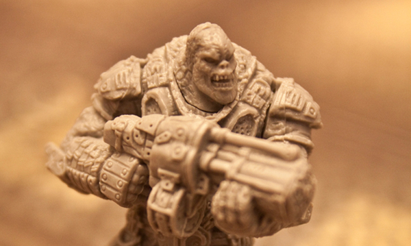 Gears of War: the boardgame thumbnail