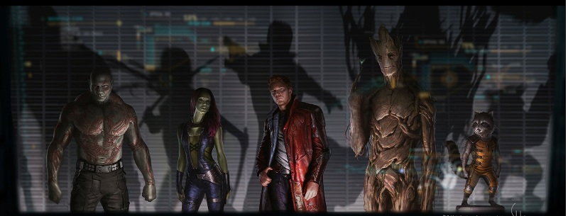Guardians of the Galaxy, who the hell is this people?! thumbnail