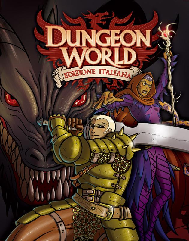 Dungeon World: cos'è? thumbnail
