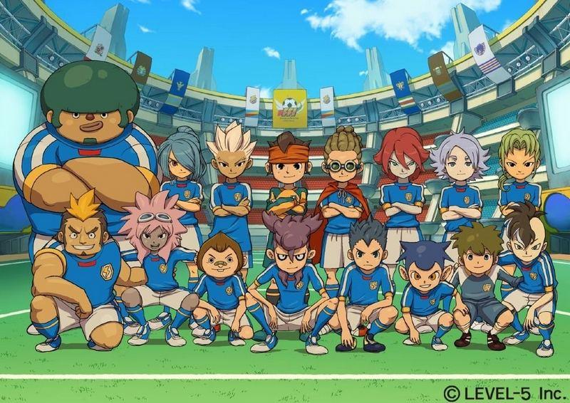 Inazuma Eleven 3: Il calcio si fa GDR thumbnail