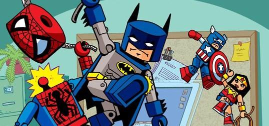 Marvel Vs DC: Sfida videoludica thumbnail