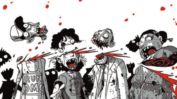 Dodici: gli zombie di Zerocalcare thumbnail