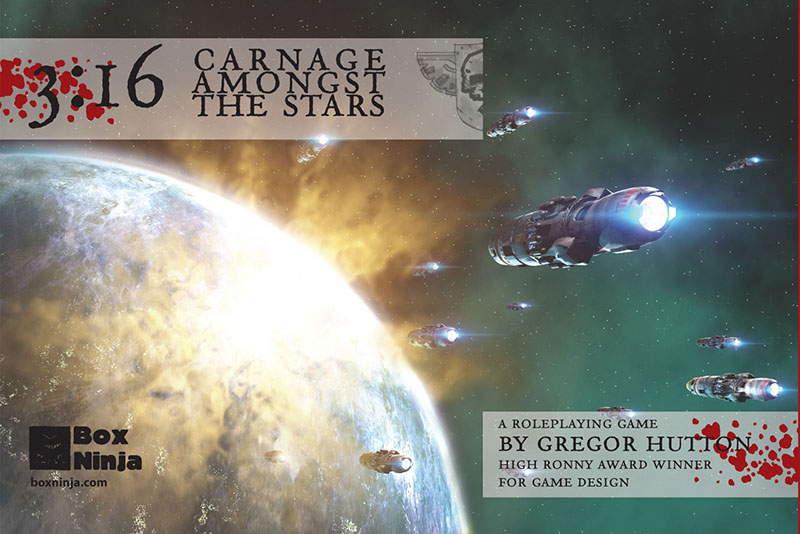 Tre Sedici: massacri tra le stelle e altre delizie thumbnail