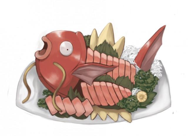 Sette pokemon buoni da mangiare thumbnail