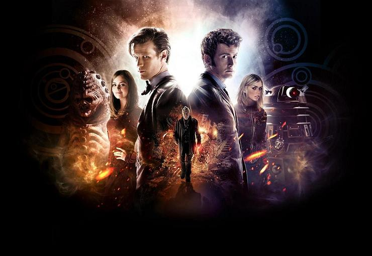 The day of the Doctor: i 50 anni di Doctor Who thumbnail