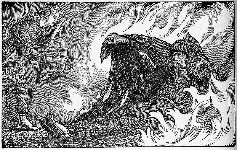 Sangue e rime: l'antica poesia di Norvegia thumbnail