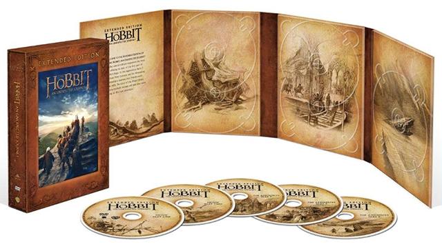 Lo Hobbit - Un Viaggio Inaspettato: Extended Edition thumbnail