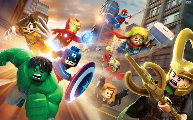 365 giorni LEGO thumbnail