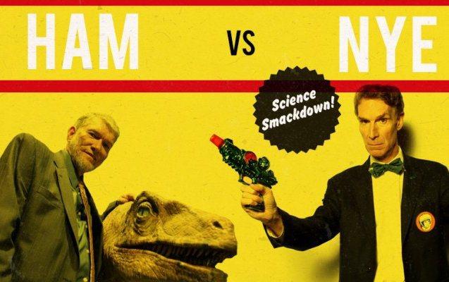 Nye vs Ham: Scienza contro Creazionismo thumbnail