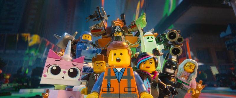 The LEGO Movie: è meraviglioso! thumbnail