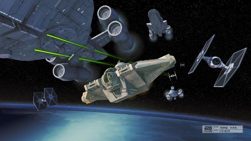 Star Wars Rebels: il punto della situazione thumbnail