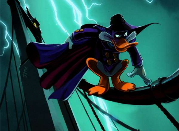 Darkwing Duck conosce il futuro thumbnail