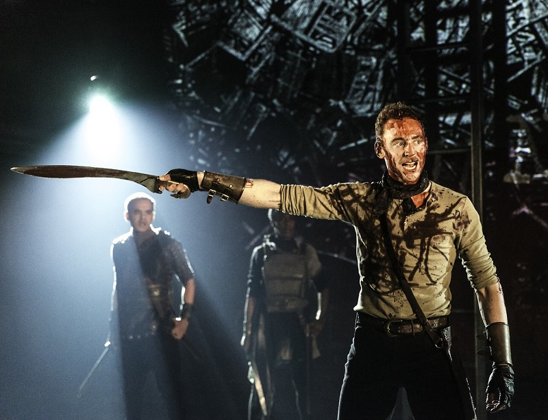 Coriolanus: Shakespeare al cinema con Tom Hiddleston thumbnail