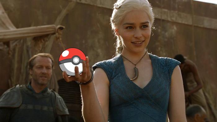 Daenerys non ha la medaglia adatta per controllare i suoi pokémon thumbnail