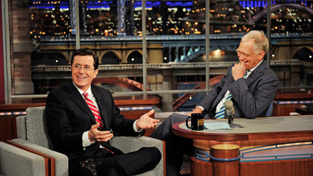 Letterman & Colbert: addii e nuovi inizi thumbnail
