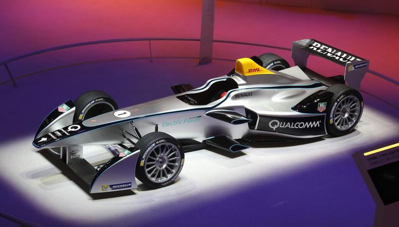 Formula E: un campionato di auto elettriche thumbnail