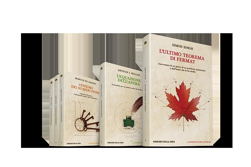 L'ultimo teorema di Fermat: la Matematica come un romanzo thumbnail