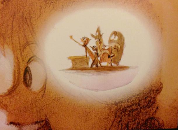 Inside Out: la Pixar dentro di noi thumbnail