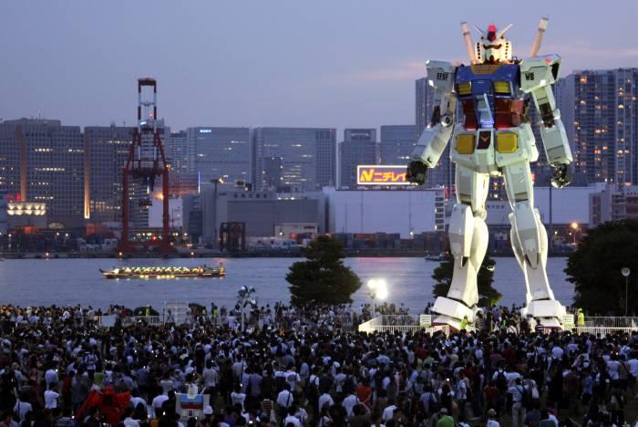 Gundam: la sentinella di Odaiba thumbnail