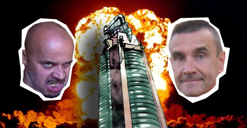 Fate esplodere la Ducklair Tower! thumbnail