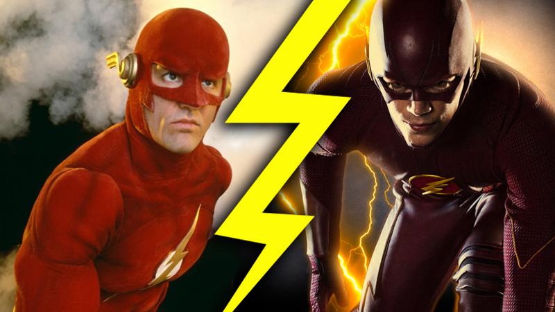 The Flash: run Barry run! thumbnail
