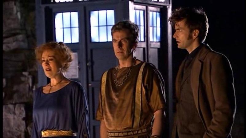 James Moran: da Doctor Who a Torchwood, al fianco di Capaldi thumbnail