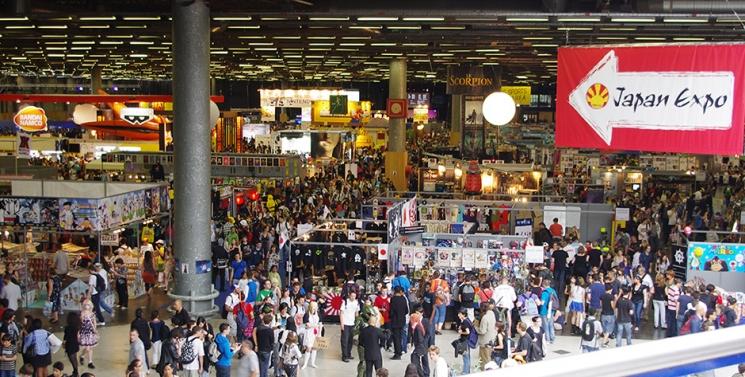 Il Giappone si trasferisce a Parigi per Japan Expo thumbnail